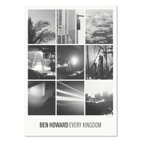 Ben Howard - Official Store - Merchandise, T-shirts, Tickets, CD Albums, Vinyl, MP3 Downloads, Posters, Bags