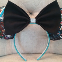 Star Wars inspired Mickey ears headband by PixiedustInspiration