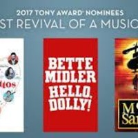 2017 Tony Nominated Show Posters