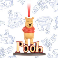 Winnie the Pooh Limited Release Sketchbook Ornament - May 2016