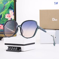 Dior New fashion polarized sun protection leisure glasses eyeglasses 1#