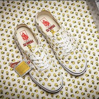 VANS X PEANUTS Canvas Old Skool Flats Sneakers Sport Shoes