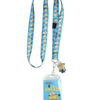 Despicable Me 2 Minions Lanyard