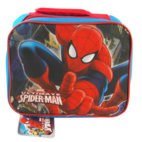 Ultimate Spiderman Insulated Lunch Bag
