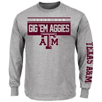 Texas A&M Aggies Breathe Victory Tee