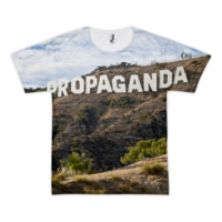 Hollywood Propaganda Short sleeve men's t-shirt (unisex)