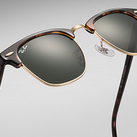 RAY BAN CLUBMASTER CLASSIC  3016 W0366 49