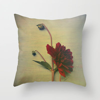 Whispers of Love Throw Pillow by Olivia Joy StClaire