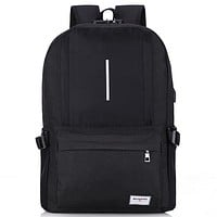 Fashion Casual Simple School Backpack Travel Bag