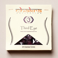 Third Eye Chakra Incense Cones
