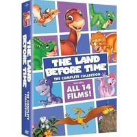 The Land Before Time: The Complete Collection (Anamorphic Widescreen) - Walmart.com