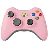 Xbox 360 Wireless Controller Pink