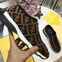FENDI Sporty Sports Sneakers Shoes