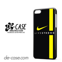 Livestrong Nike Logo Sport Bike DEAL-6603 Apple Phonecase Cover For Iphone 5C