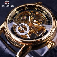 Charismatic Designer Skeleton Watch for Men.
