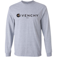 GATORVENCHY Paris Long Sleeve Shirt