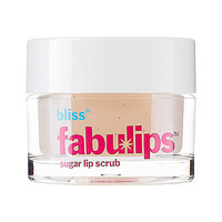 Bliss Fabulips™ Sugar Lip Scrub (0.5 oz )