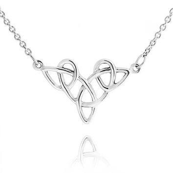 Bling Jewelry Knot It Necklace