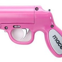 Mace Brand Pepper Spray Pepper Gun (Pink)