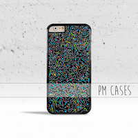 Miami Lights Case Cover for Apple iPhone 4 4s 5 5s 5c 6 6s SE Plus & iPod Touch
