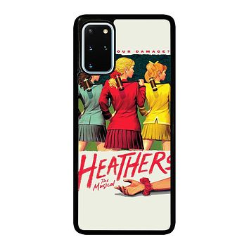 HEATHERS BROADWAY MUSICAL Samsung Galaxy S20 Plus Case Cover