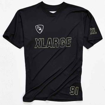 X-Large Central Short-Sleeve Jersey Tee