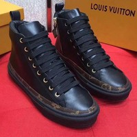 Louis Vuitton Women Fashion Casual Shoes