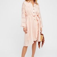Great Escape Shirt Dress