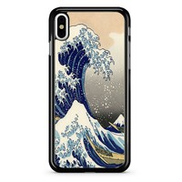 Great Wave iPhone X Case