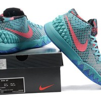 nike kyrie irving 1 christmas basketball sneaker