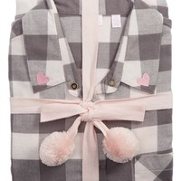 Make + Model Flannel Girlfriend Pajamas | Nordstrom