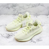 adidas Yeezy 350 V2 Boost PK Ice Yellow F36980