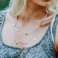 Collier Femme Feather
