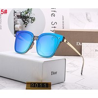 Dior Fashion Women Popular Leisure Shades Eyeglasses Glasses Sunglasses 5#