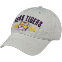 Top of the World LSU Tigers ESPN SEC Southern One-Fit Hat - Gray