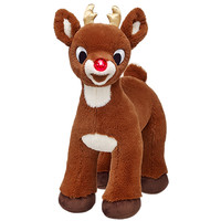 15 in. 50th Anniversary Rudolph the Red-Nosed Reindeer Plush