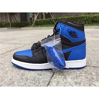 AIR JORDAN 1 OG RETRO HIGH ROYAL SHOES 36-47