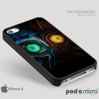Zelda Majora The Mask for iPhone 4/4S, iPhone 5/5S, iPhone 5c, iPhone 6, iPhone 6 Plus, iPod 4, iPod 5, Samsung Galaxy S3, Galaxy S4, Galaxy S5, Galaxy S6, Samsung Galaxy Note 3, Galaxy Note 4, Phone Case