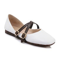 Women's Shallow-mouthed Flats Shoes