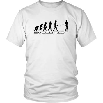 Hammer Throw Evolution Track Field Sports T-Shirt