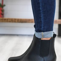 Ryleigh Booties - Black