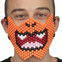 Charmander Pokemon Kandi Mask Full