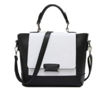 NEW Vintage Color Block Small Fashion Messenger Bag FREE SHIPPING