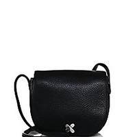 Alexander Wang - Lia Crux Leather Saddle Bag - Saks Fifth Avenue Mobile