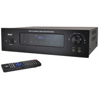 Pyle Bluetooth 5.1-channel Hdmi Digital Stereo Receiver And Amplifier With Am And Fm Radio