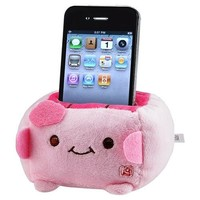 Everydaysource Premium Cartoon Plush PDA Phone Holder compatible with the NEW Apple iPhone 5 -Random Color