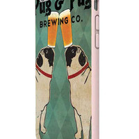 Pug Brewing iPhone 6 Case Available for iPhone 6 Case iPhone 6 Plus Case