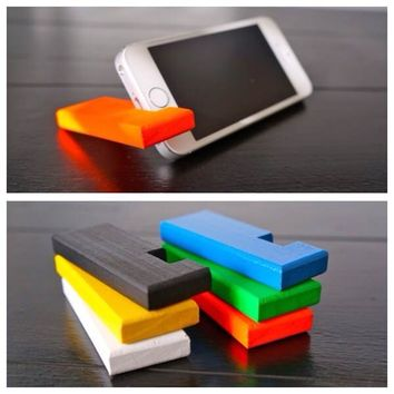 iPhone Stand - (iPhone, iPad and SmartPhone) Stocking Stuffer!!