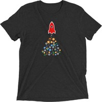 Crypto Blast Off T-Shirt