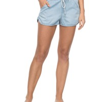 Summer Feel Denim Shorts 889351672322 | Roxy